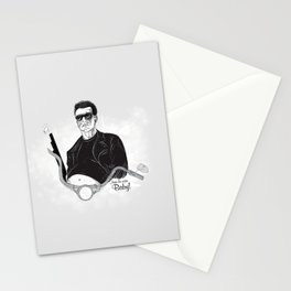 Heroes - The Man Stationery Cards