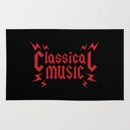 Classical Music Rug