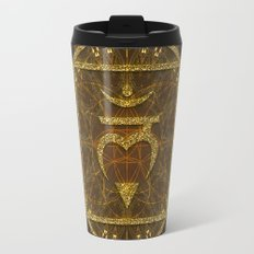 Earth Glitter | Root Chakra Travel Mug