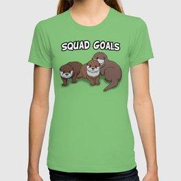 Otter Squad Goals T-shirt
