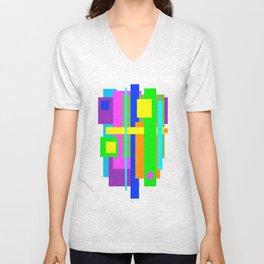 Color Cadence Unisex V-Neck