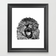 Leo.. Framed Art Print