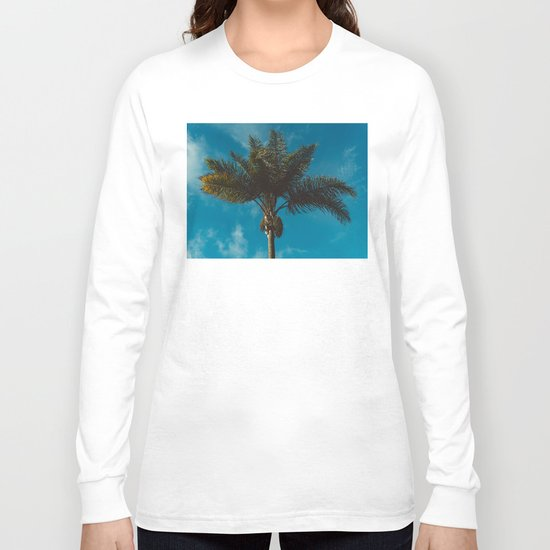 Palm Tree II Long Sleeve T-shirt