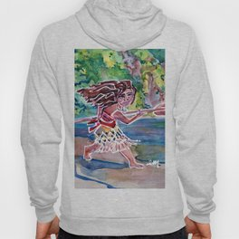 Moana the Brave Hoody