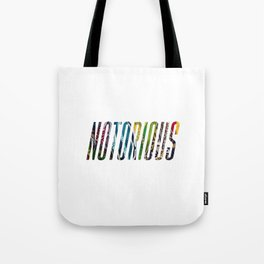 NOTORIOUS THREADS Tote Bag