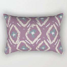 Ikat 2 Rectangular Pillow