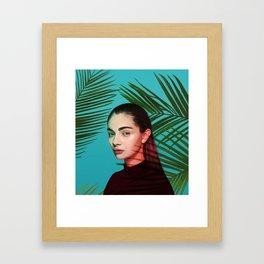 Wild Phantasm Framed Art Print