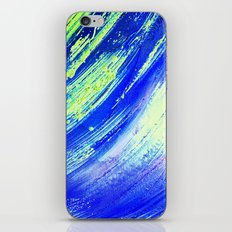 Acrylic Abstract on Canvas 7 iPhone & iPod Skin