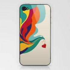 Love Message iPhone & iPod Skin