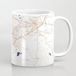 FanMap | NCAA Auburn #04 Coffee Mug