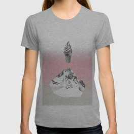 Domestic landscape T-shirt