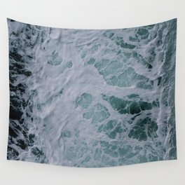 Sea Water Current Wall Tapestry