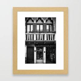 For better or for worse Framed Art Print