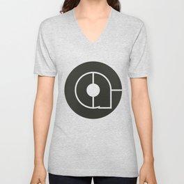 Caroline Cole Art Logo Unisex V-Neck