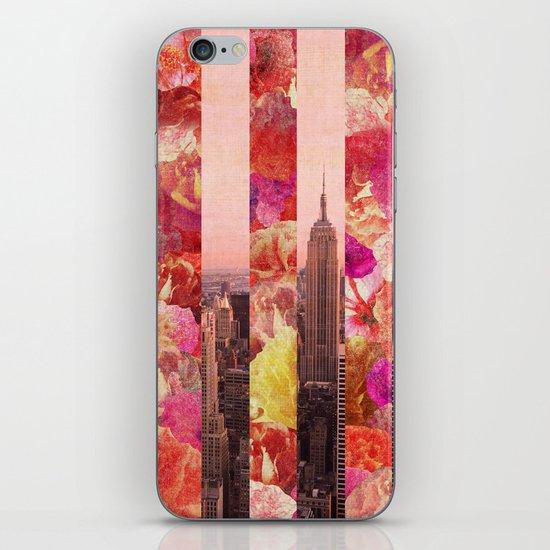 N/Y/C iPhone Skin