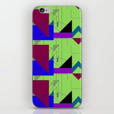 basique iPhone Skin
