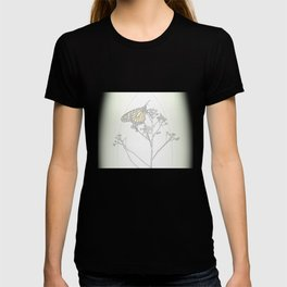 """Grafik 030"" Butterfly Art by Murray Bolesta T-shirt"