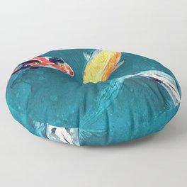Water Ballet Floor Pillow
