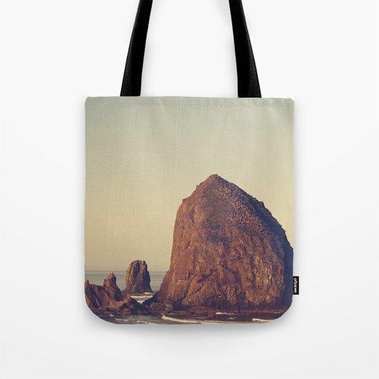 Oregon Ocean Tote Bag