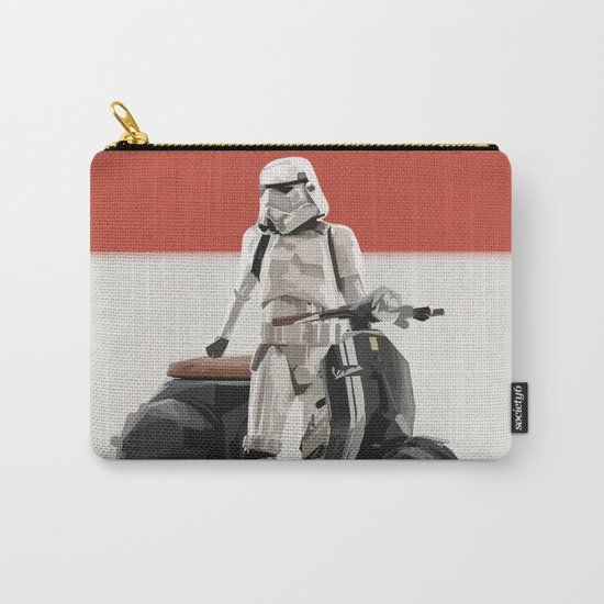 Vespa Troooper Carry-All Pouch
