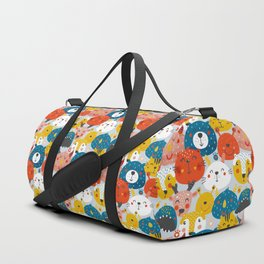 Monsters friends Duffle Bag