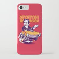 hamster iPhone & iPod Cases featuring Hamster by Leon Ryan