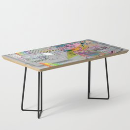 internetted Coffee Table