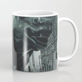Triumph of the Bull Coffee Mug