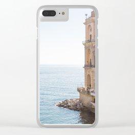 Donn'Anna Palace Clear iPhone Case