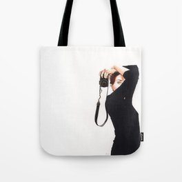 Self portrait 4 Tote Bag