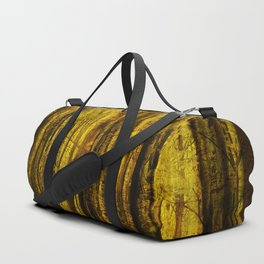 Forest Fuzz Duffle Bag