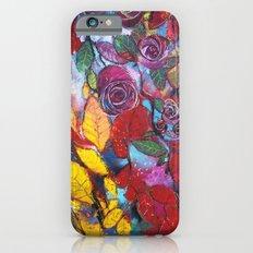 Roses garden Slim Case iPhone 6s