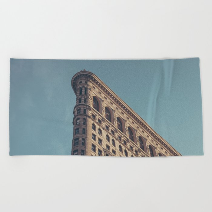 Flatiron - NYC Beach Towel