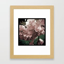 listen Framed Art Print