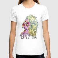 sky ferreira T-shirts featuring Sky Ferreira by Montana