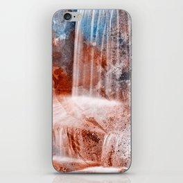 Acrylic Urbex Falls iPhone Skin