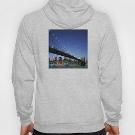 New York City Magic: Brooklyn Bridge Hoody