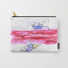 Naughty mice Carry-All Pouch