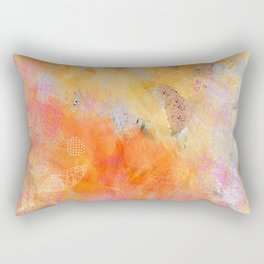State of Calm Rectangular Pillow