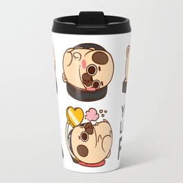 You Look Fab! -Puglie Travel Mug
