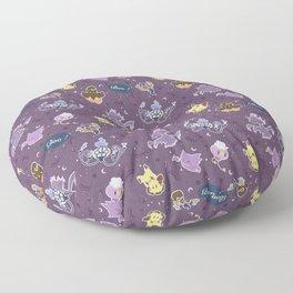 Peek a Boo ! Floor Pillow