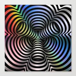 Subconsciousness Canvas Print