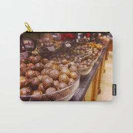 Belgium Chocolate Store Carry-All Pouch