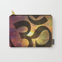 Power of Om Carry-All Pouch