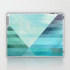 Lake and boat Laptop & iPad Skin