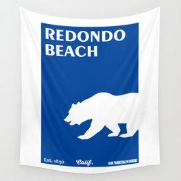 Redondo Beach. Wall Tapestry