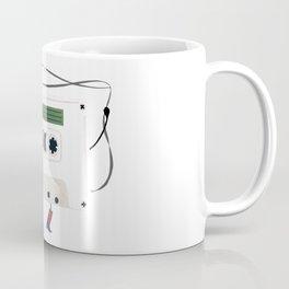Cassette Cowboy Coffee Mug