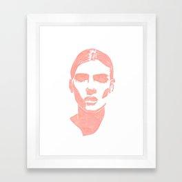 Cut Throat Inc. Framed Art Print