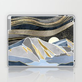 Metallic Sky Laptop & iPad Skin