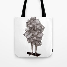 all about learning Tote Bag